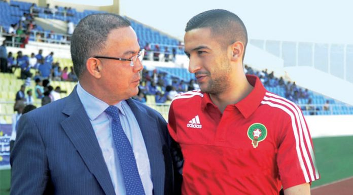 Football: L'immixtion de Faouzi Lekjaâ