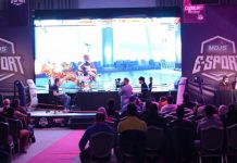 Casablanca World Fighters: Ode à l'E-Sport