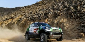 Le Dakar 2020 en Arabie: La valse des Mini…