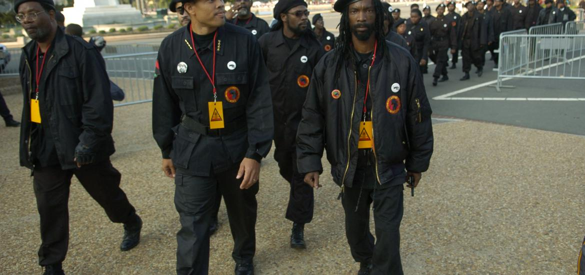 Black Panthers : Une convention armée dans l'Ohio…