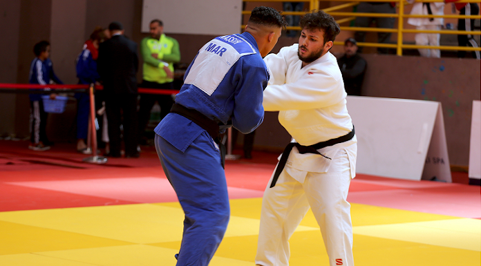 Judo/Open international judo Championship: Du bronze pour M. Attaf